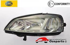 Genuine HELLA Holden Astra TS******2004 Left Head Light Chrome Dandenong Greater Dandenong Preview