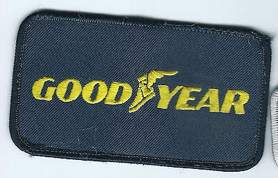 Goodyear Tire   Rubber Employee Patch 2 1 2 X 4 1 2  1520