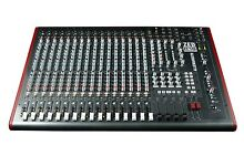 Allen and Heath ZED-R16 [with wood side panels & hard case] Wandi Kwinana Area Preview