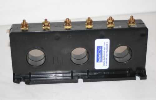 200:5  Three-Phase Current Transducer Simpson Electric 37029