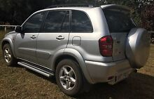 RAV4 Cruiser VVT-i     QUICK SALE Tamworth 2340 Tamworth City Preview