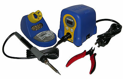 Hakko Fx888d-23by Digital Soldering Station Includes Chp170 Flush Micro Cutter