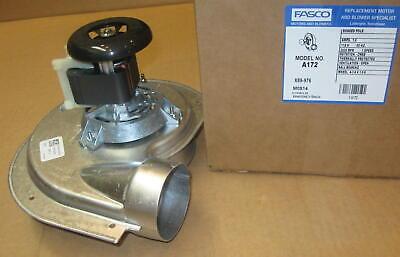 Fasco A172 ICP 1010975 Draft Inducer