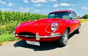 Jaguar E-Type Serie 1.5 Coupé 2+2 Schiebedach TOP
