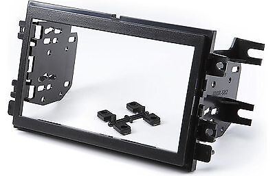 Ford Double Din Kit - Metra 95-5812 Double DIN Dash Kit for Select 2004-2011 Ford Installation Stereo