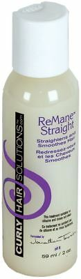 Curly Hair Solutions - Curly Hair Solutions Remane Straight Travel Size 2 oz