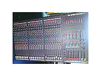 24 track Mixing desk with power pack - spares or repairs -