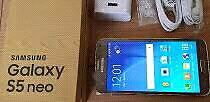 "SAMSUNG S5 NEO..  almost brand new""CHEAP"""
