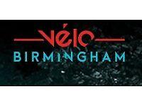 VeloBirmingham 100 mile Cycle - This Sunday!