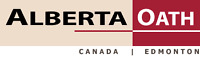 Commissioner for Oaths in Alberta and Saskatchewn-780-200-3592
