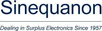 Sinequanon Surplus Electronics