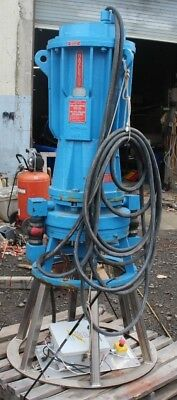 New Hazelton Submersible Slurry Pump Size 1.5-16 70gpm 40hp