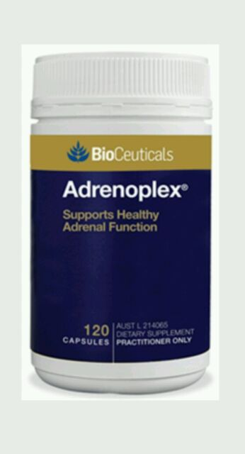 Adrenoplex  (HEALTHY ADRENAL FUNCTION SUPPORT) 120 capsules - OzHealthExperts
