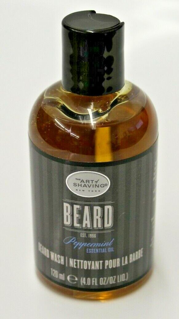 The Art Of Shaving Beard Wash 4 Oz 0