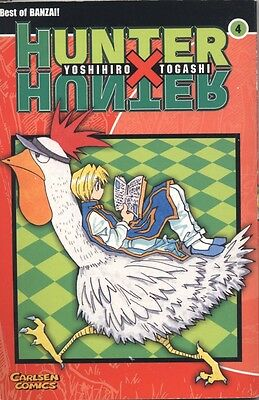 "Carlsen Comics - Best of BANZAI! ""HUNTER X HUNTER"" 4"