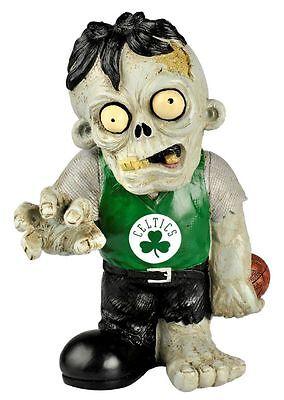 Boston Celtics - Zombie - Dekorativer Gartenzwerg Figur - Zombie Gartenzwerge