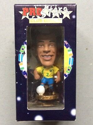 Cafu - Brazil (Corinthian Figure Window Box) [ProStars, Club Edition, Gold]