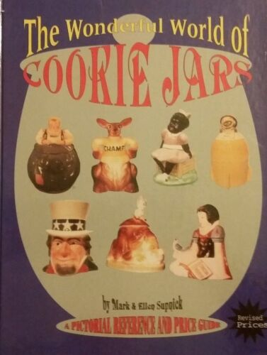 Wonderful World of Cookie Jars VALUE GUIDE COLLECTOR