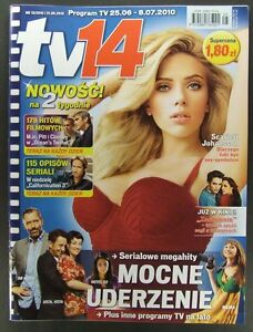 SCARLETT JOHANSSON mag.FRONT cover, Twilight Saga Eclipse,Robert Pattinson - europe, Polska - Zwroty są przyjmowane - europe, Polska