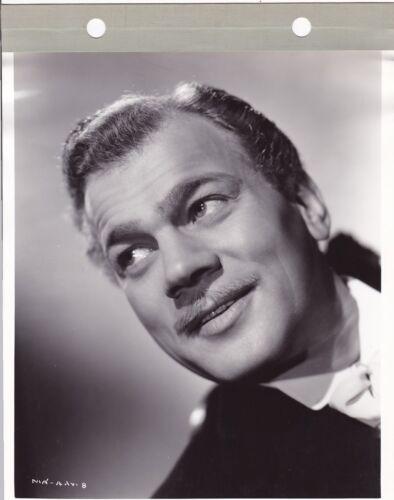 JOSEPH COTTEN Orson Welles Estate THE MAGNIFICENT AMBERSONS KAHLE PORTRAIT Photo