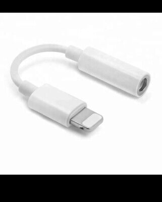 iPhone aux adaptor / high quality lighting to 3.5mm AUX headphone adapter