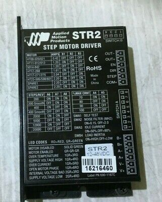 Applied Motion Products Str2 Step Motor Driver W Free Shipping
