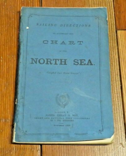 Sailing Directions for the North Sea - 1876