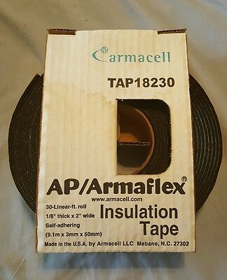 Carmacell Insulation Tape 30-linear-foot-roll