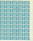 US Architecture Stamp Sheets