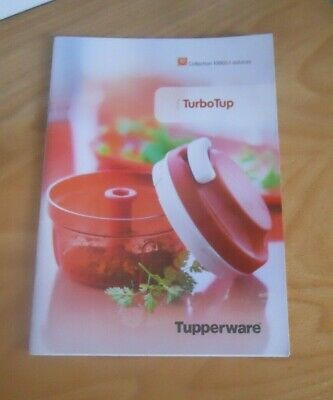Tupperware livre collection 1000&1 astuces : le turbotup