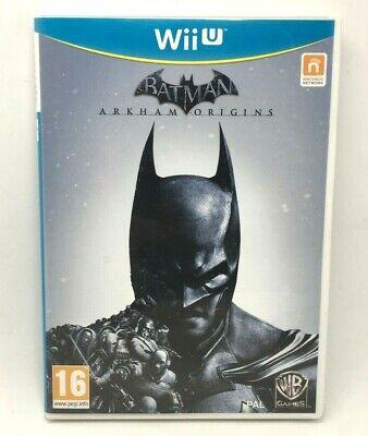 Batman: Arkham Origins (Nintendo Wii U) - Excellent Condition segunda mano  Embacar hacia Spain