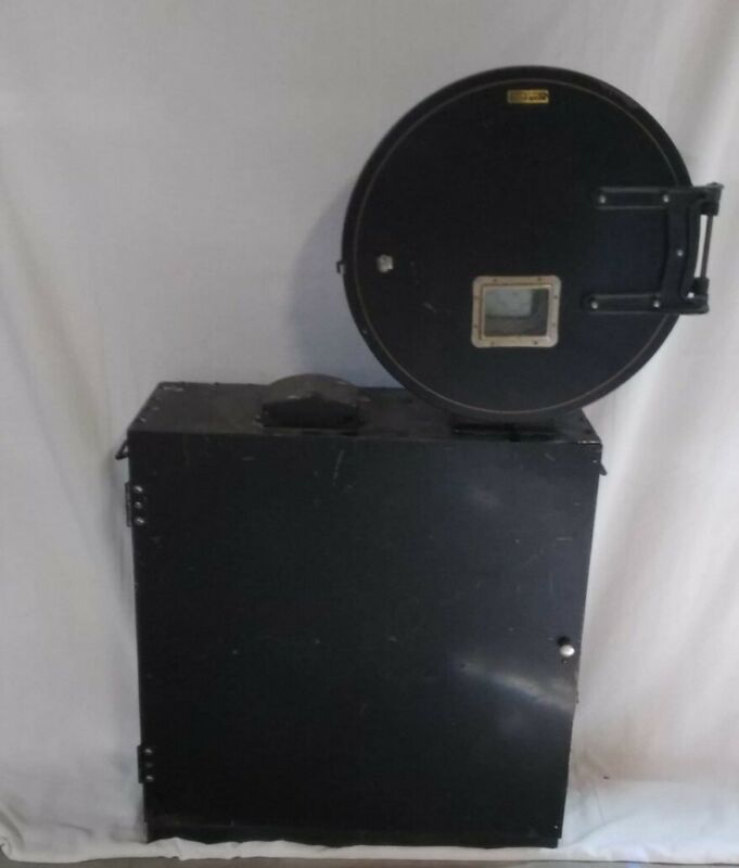 Vintage Portable 36 mm Theater Projector
