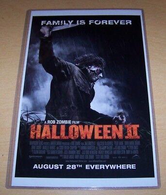 Halloween II 2 11X17 Rob Zombie Horror Movie Poster](Rob Zombie Halloween 2 Poster)