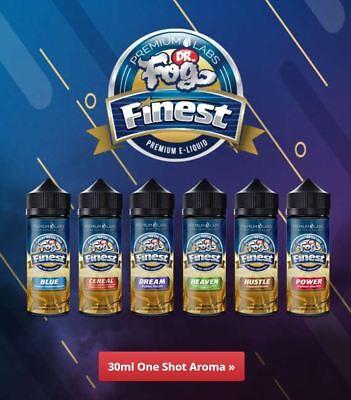 - Shake and Vape - One Shot Aroma Premium Liquid alle Sorten (Dr. Shots)