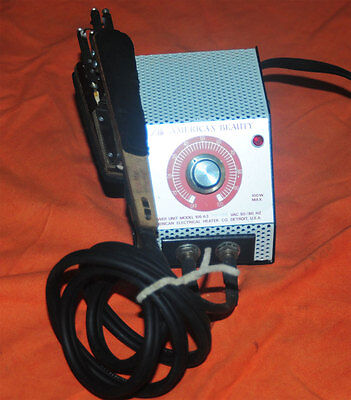American Beauty Thermal Wire Strippingsoldering Station