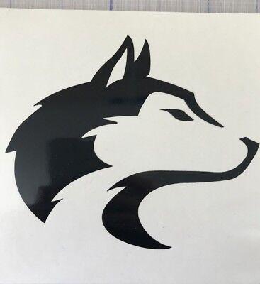 Alaskan Malamute Dog Breed - Husky/Wolf Decal 3.5