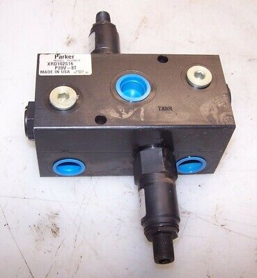 New Parker Hydraulic Relief Valve Xrd102s16 P20v-8t