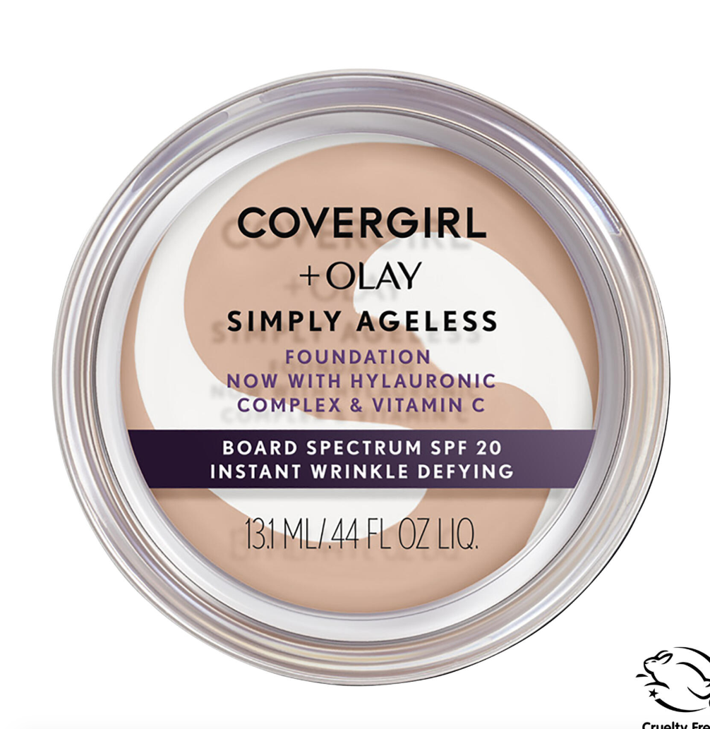 Covergirl + Olay Simply Ageless Foundation, You Choose