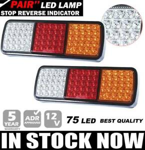 100% Brand new and High 75 Quality Tail Lights ONLY $75