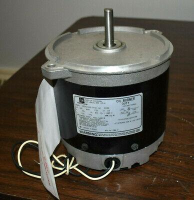 Emerson 3250 Oil Burner Motor