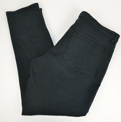 GAP Denim Women's Best Girlfriend Black Jeans