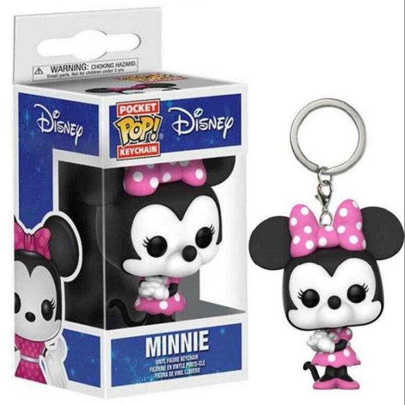Disney: Minnie Mouse - Funko Pocket Pop! Keychain