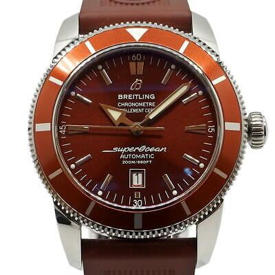 BREITLING Super Ocean Heritage 46 Mens Wristwatch Ref. A17320 Automatic Original