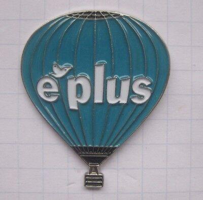 e-plus  / TELEKOMMUNIKATION     .......Handy Ballon Pin (148c)