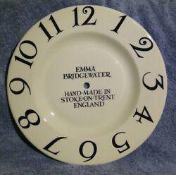 EMMA BRIDGEWATER TOAST  & MARMALADE WALL CLOCK FACE  ENGLAND