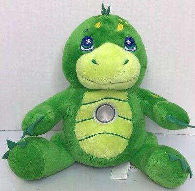 Flash light Friends Dino Plush Dinosaur Stuffed animal Green night light - Cheap Stuffed Animals