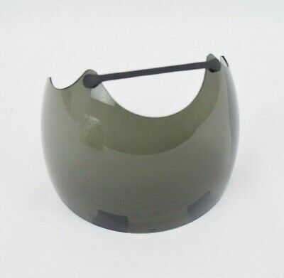 Msa 10000002350 Tinted Black Lens Cover For Msa Gas Mask Ml