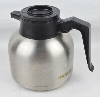 Bunn Replacement Coffee Thermal Carafe Pot Pitcher Server Stainless Steel 40163