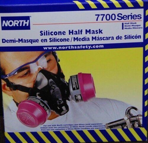 North 770030M Series Silicone Half Mask 1 mask