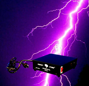 DJ-Special-Effects-PERFECT-STORM-Thunder-Sounds-Lights-Controller-Halloween-Prop